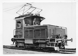 (RECTO / VERSO) TRAIN - TRACTEUR AMBIMOTEUR - CPM GF NON VOYAGEE - 75 - Trains