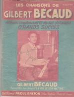Très Bel ALBUM N°1 De 35 Pages En Très Bon état Avec Dédicace 1954 - 001 - Musica & Strumenti