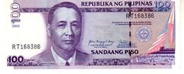 Philippines P.194 100 Piso 2008  Unc - Filippine