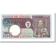 Billet, Angola, 100 Escudos, 1973, 1973-06-10, KM:106, SPL - Angola