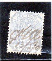 B - 1896 Sud Africa - Z. Afr. Republiek - New Republic (1886-1887)