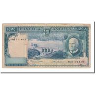 Billet, Angola, 1000 Escudos, 1962, 1962-06-10, KM:96, B+ - Angola