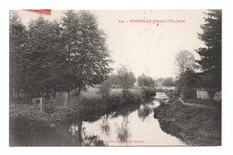 - CPA STAINVILLE (55) - La Saulx 1908 - Edition Rodier Et Fils 622 - - Autres Communes