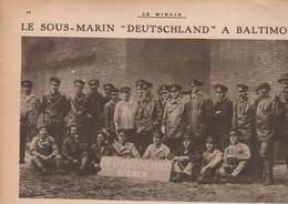 Très Belle Revue N°29 2e Guerre Mondiale LA MISE A MORT DU BISMARCK - 005 - Bateaux