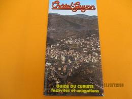 Fascicule Touristique/ Guide Du Curiste// CHÂTEL-GUYON/Puy De Dôme/ Cité Du Magnésium/ Saison 1984               DT18 - Tourism Brochures