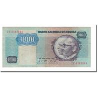 Billet, Angola, 1000 Kwanzas, 1984, 1984-01-07, KM:121a, TB+ - Angola