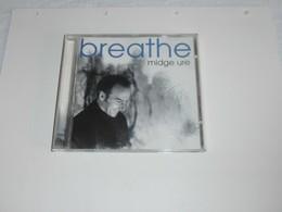 Breathe - Midge Ure - CD - Disco & Pop