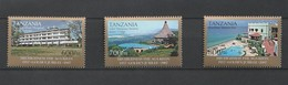 Tanzania - 2007 The 50th Anniversary Of The Coronation Of Aga Khan - 4v - Mnh - Tanzania (1964-...)