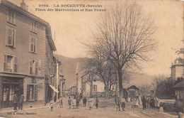 LA ROCHETTE - -Place Des Marronniers Et Rue Neuve - France