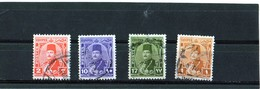 B - 1944/5 Egitto - Re Farouk - Egypt