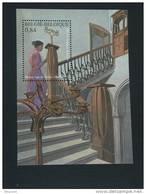 België Belgique 2003 Henry Van De Velde Architecte Art Nouveau Cob BL 101 3149 Yv 93 3142 MNH ** - Belgique