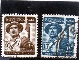 B - 1953 Egitto - Soldato - Egypt