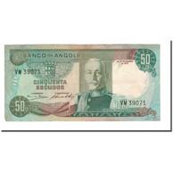 Billet, Angola, 50 Escudos, 1972, 1972-11-24, KM:100, TTB - Angola