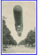 22883  CPA  MOURMELON  : Transport D'un Ballon - Objectif  Drachen   ACHAT DIRECT !!  Dirigeable ! - Mourmelon Le Grand