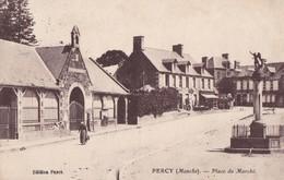PERCY - Place Du Marché - Francia