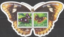 Pitcairn Islands 2005 Yvertn° Bloc 34 *** MNH Cote 12,00 Euro Faune Papillons Vlinders Butterflies - Timbres