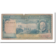 Billet, Angola, 1000 Escudos, 1962, 1962-06-10, KM:96, B - Angola