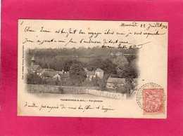 95 Val D'Oise, Valmondois, Vue Générale, 1903, (Fleck) - Valmondois