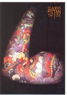 PROMOCARD N°  7620  CLAUDIO PITTAN TATTOO - Publicité