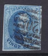N° 11 A Margé  Planche IV Position 27 - 1858-1862 Medaillen (9/12)