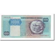 Billet, Angola, 1000 Kwanzas, 1984, 1984-01-07, KM:121a, TTB - Angola
