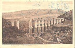 CPA - Afrique - Algérie - Cherchell - L'Aqueduc Romain - Algérie