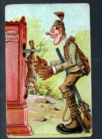 Hunting Rabbits 1900 (62-36) - Humor
