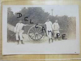 17 LA COURADE PAR LA COURONNE - REGIMENT GENIE 1918 CARTE PHOTO - MILITAIRE - MILITARIA - France