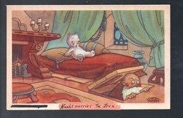Tom Poes Nightmares ±  1930  > Wolfskap Nunspeet (62-37) - Humor