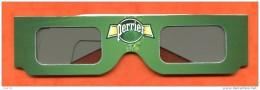 Lunettes 3D Pub PERRIER Publicité - Perrier