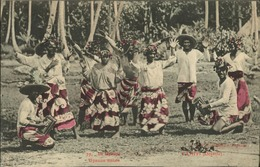 Polynésie Française - Océanie -Tahiti - La Upaupa - Upaupa Dance - Edition L.Gauthier,Tahiti (rare) - Polynésie Française