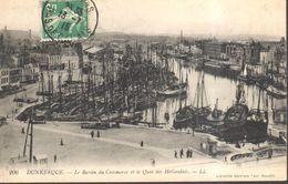 CPA - France - (59)  Nord - Dunkerque - Le Bassin Du Commerce Et Le Quai Des Hollandais - Dunkerque