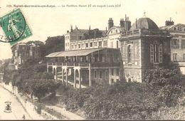 CPA - France - (78)  Yvelines - Saint-Germain-en-Laye - Le Pavillon Henri IV - St. Germain En Laye (Château)