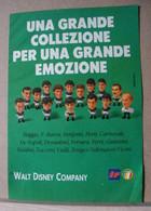 MONDOSORPRESA, PUBBLICITA' (PB26) IP CON L' ITALIA - Kinder & Diddl