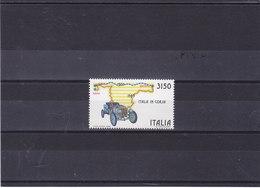 ITALIE 1989 RAID AUTOMOBILE Yvert 1803 NEUF** MNH - 1946-.. République