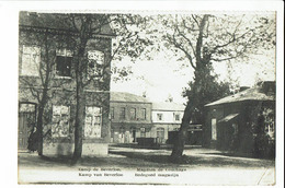 CPA - Carte Postale -BELGIQUE -Camp De Beverloo- Magasin De Couchage  S 2397 - Beringen