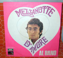 AL BANO MEZZANOTTE D'AMORE AUCUN VINYLE NO VINYL - Accessoires, Pochettes & Cartons