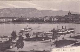 GENEVE LE PORT (dil413) - GE Genève