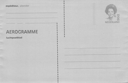 NETHERLANDS - AEROGRAMME 90c 1982 -NOT USED- Mi #LF26a - Postal Stationery