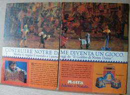 MONDOSORPRESA, PUBBLICITA' (PB46) NESTLE' IL GOBBO DI NOTRE DAME - Kinder & Diddl