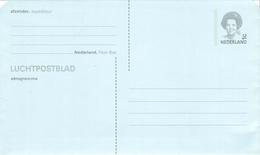 NETHERLANDS - AEROGRAMME 1G 1989 -NOT USED- Mi #LF28 II - Postal Stationery