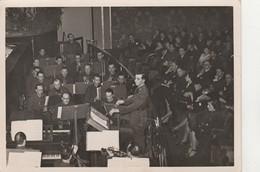 Très Belle PHOTO 1940 Au Marignan Gala .. - 007 - Musique & Instruments