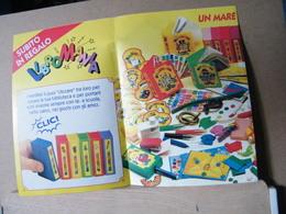 MONDOSORPRESA, PUBBLICITA' (PB50) MULINO BIANCO, LIBRO MANIA 2 PZ - Kinder & Diddl
