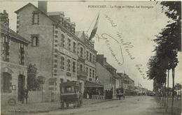 Pornichet (5), La Poste Et L'Hôtel Des Etrangers. Jolie Carte - Pornichet