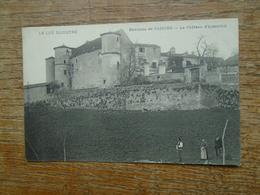"""Environs De Cahors , Le Château D'arcambal """""""" Carte Animée """""""" - Cahors"""