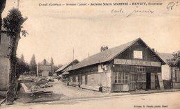 USSEL - Ancienne SCIERIE SUCHEYRE - BENOIT Successeur,  Avenue Carnot - Rare - TBE - Ussel