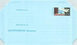 NETHERLANDS - AEROGRAMME 1G 1990 -NOT USED- Mi #LF31 - Ganzsachen