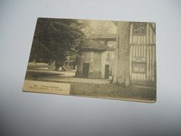 78 YVELINES CARTE ANCIENNE EN N/BL DE 1906  VERSAILLES TRIANON ARTISTIQUE MAISON DU SEIGNEUR LA TOURELLE N°128 - Versailles (Château)
