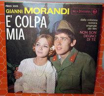 GIANNI MORANDI E' COLPA MIA - Soundtracks, Film Music