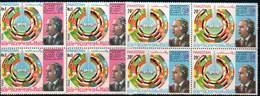 Pakistan 1975 Stamps 2nd Islamic Summit Conference Zulfiqar Ali Bhutto - Pakistan